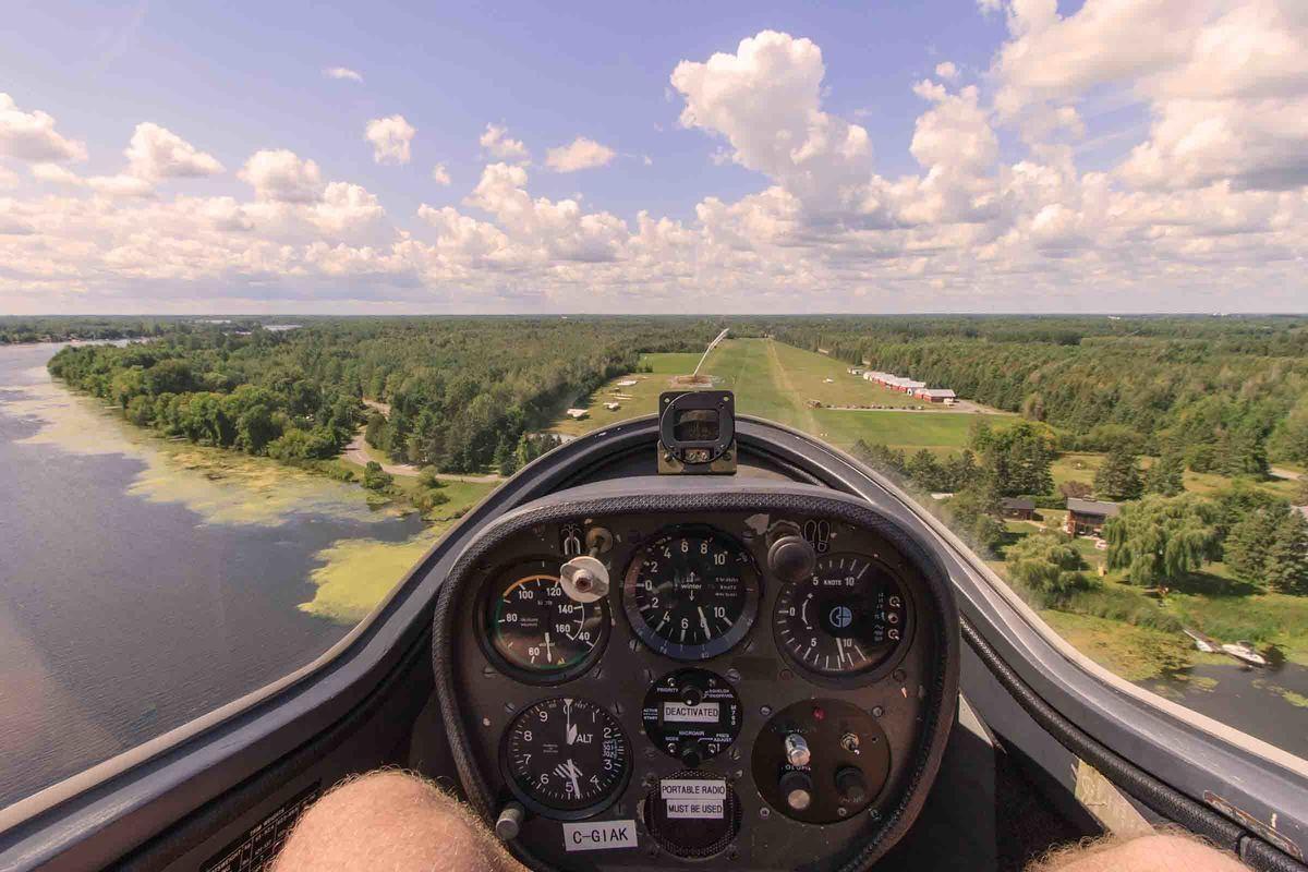 Aerobatic Segelflyg
