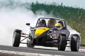 Ariel Atom Racetaxi