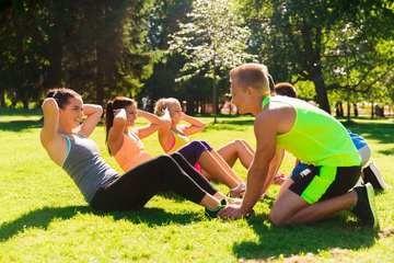 Army Fitness Bootcamp Provvecka