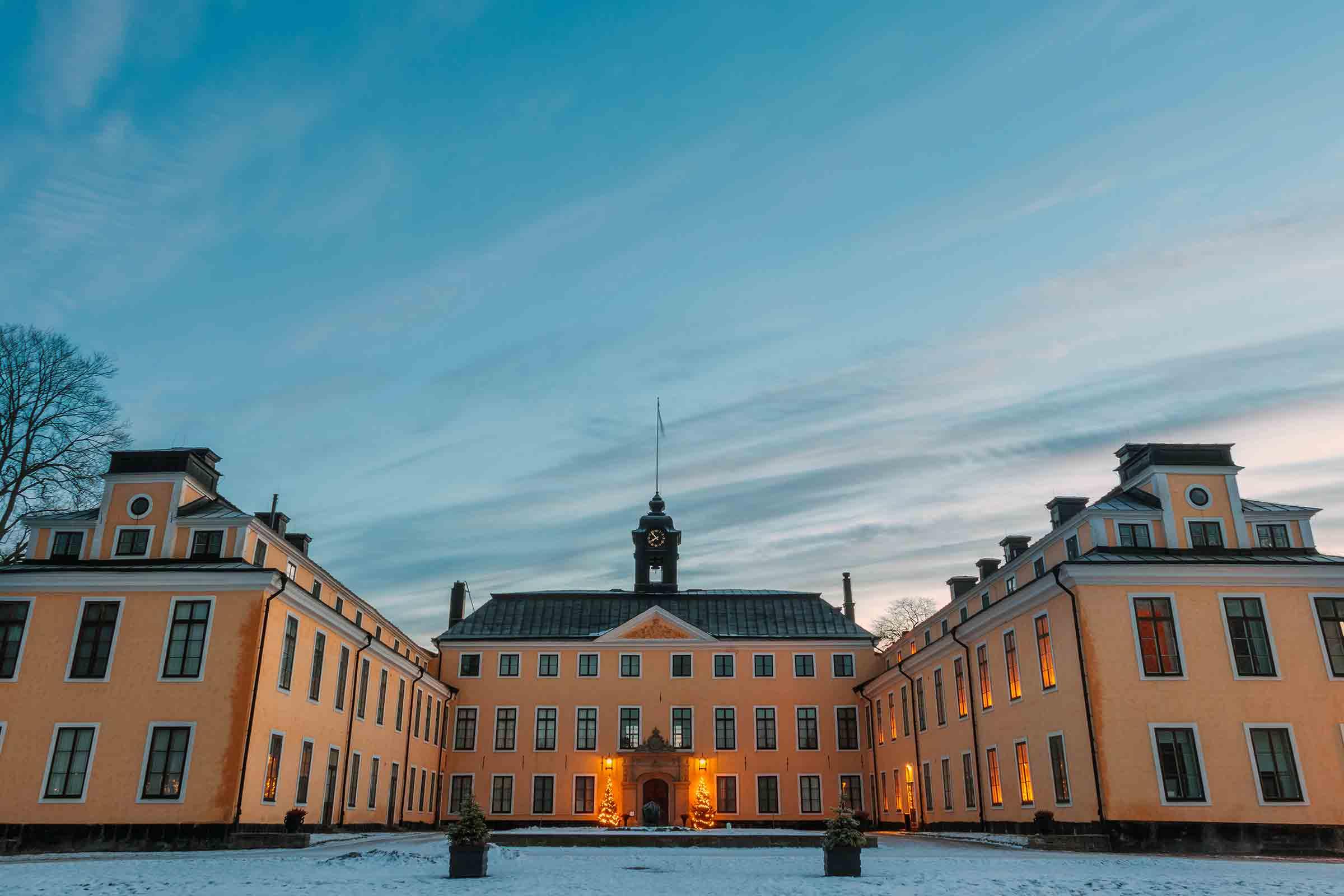 Båtresa och Slottsteater på Ulriksdals Slott