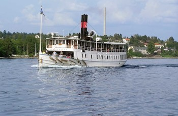 Båtutflykt i Skärgården