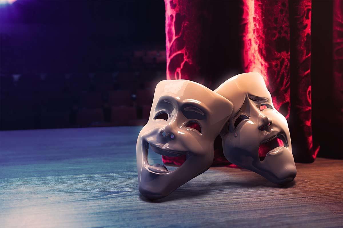 Broadwayteater på Svenska
