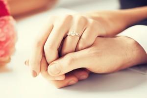 Förlovningspresent