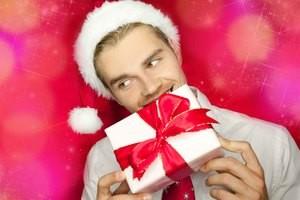 Julklappar till honom
