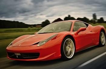 Kör Ferrari / Lamborghini
