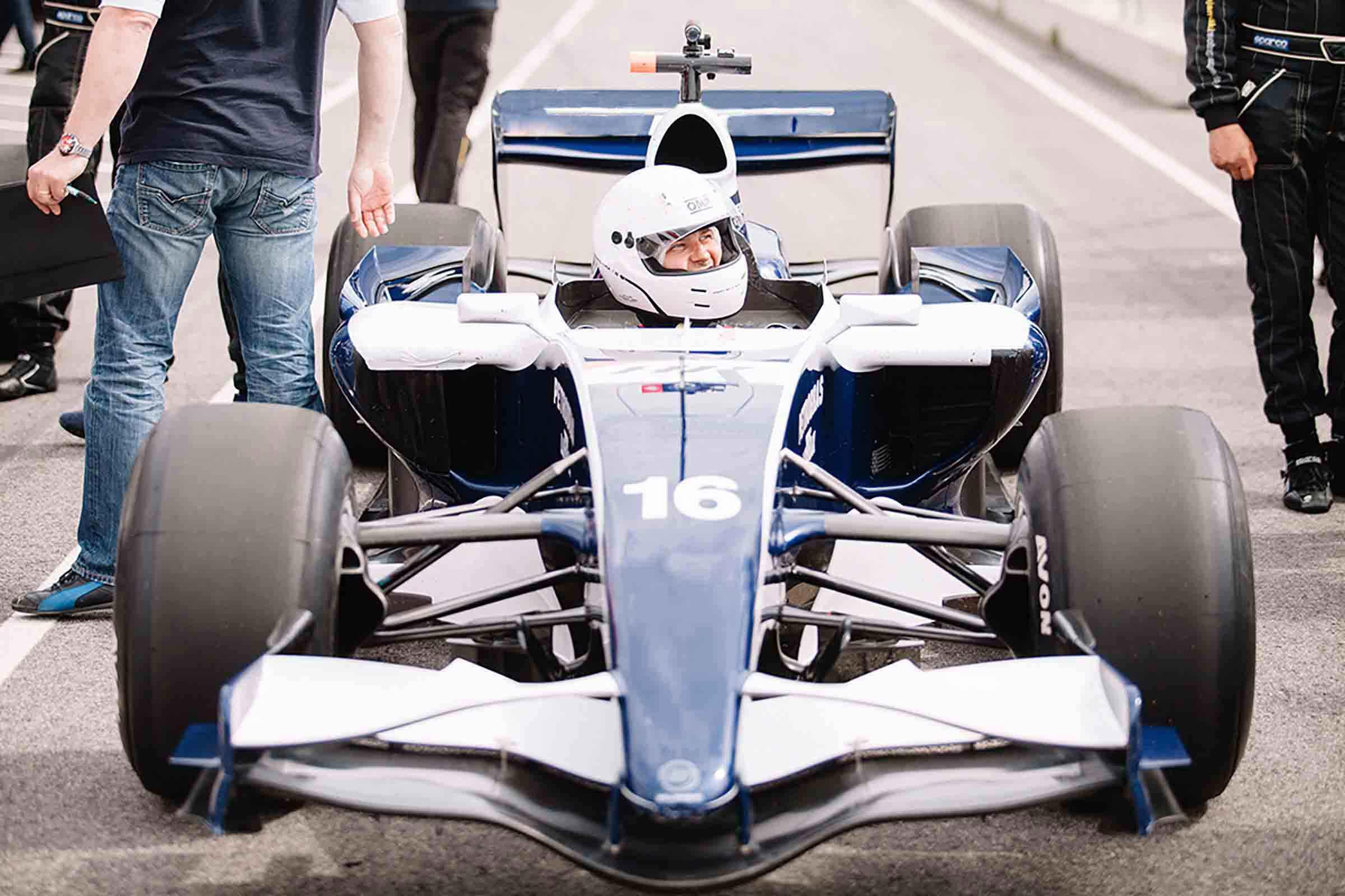 Kör Formel 1