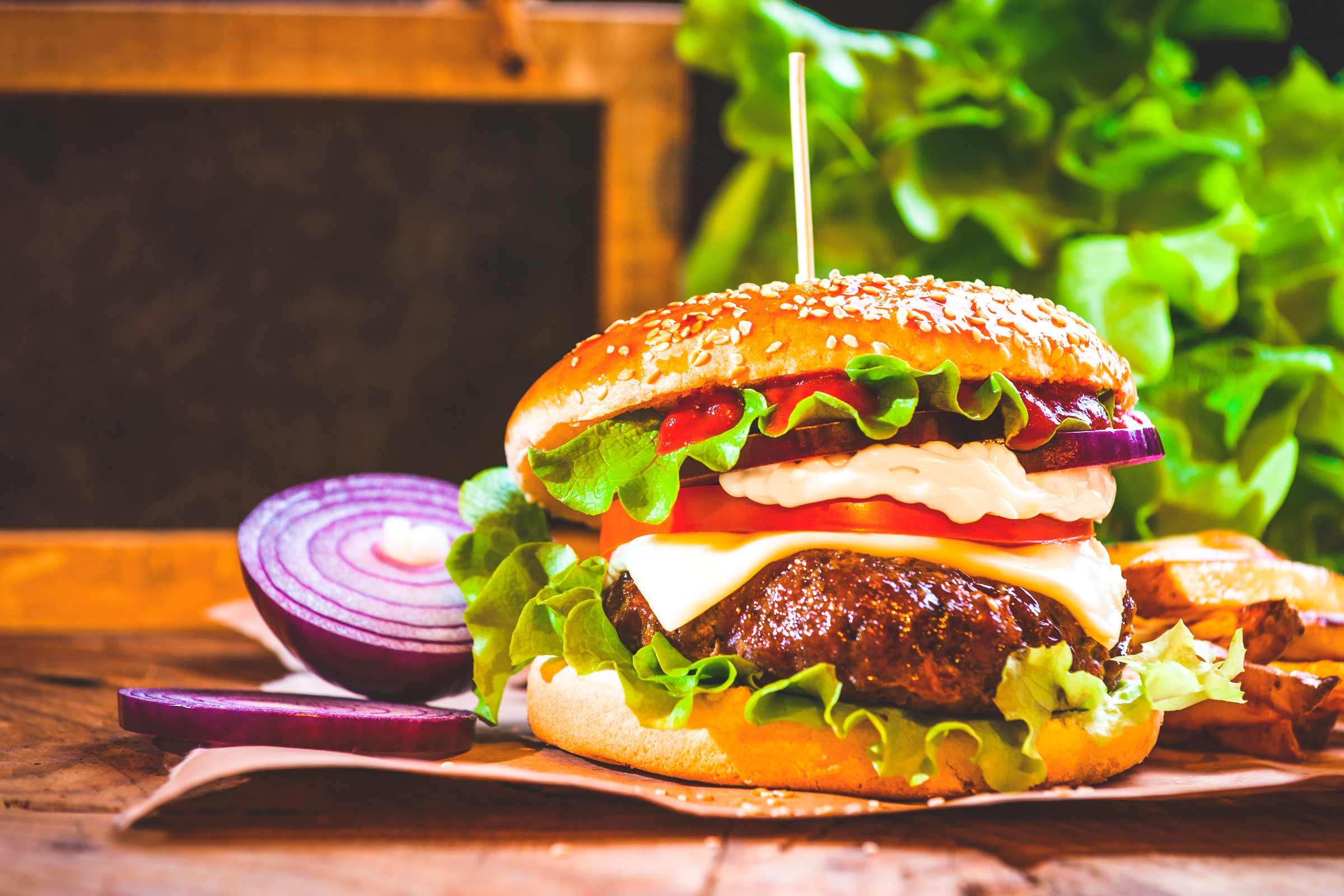 Gourmetburgerkurs