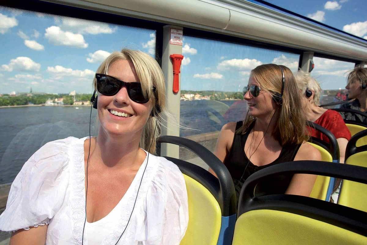 Hop On - Hop Off Båt