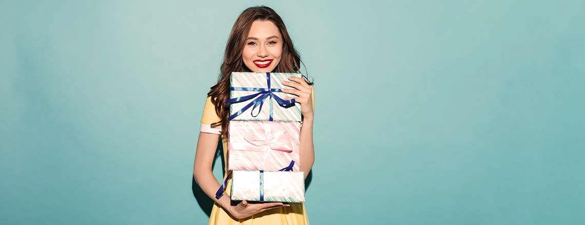 Födelsesdag - Då är det viktigt att hitta rätt present och hälsning