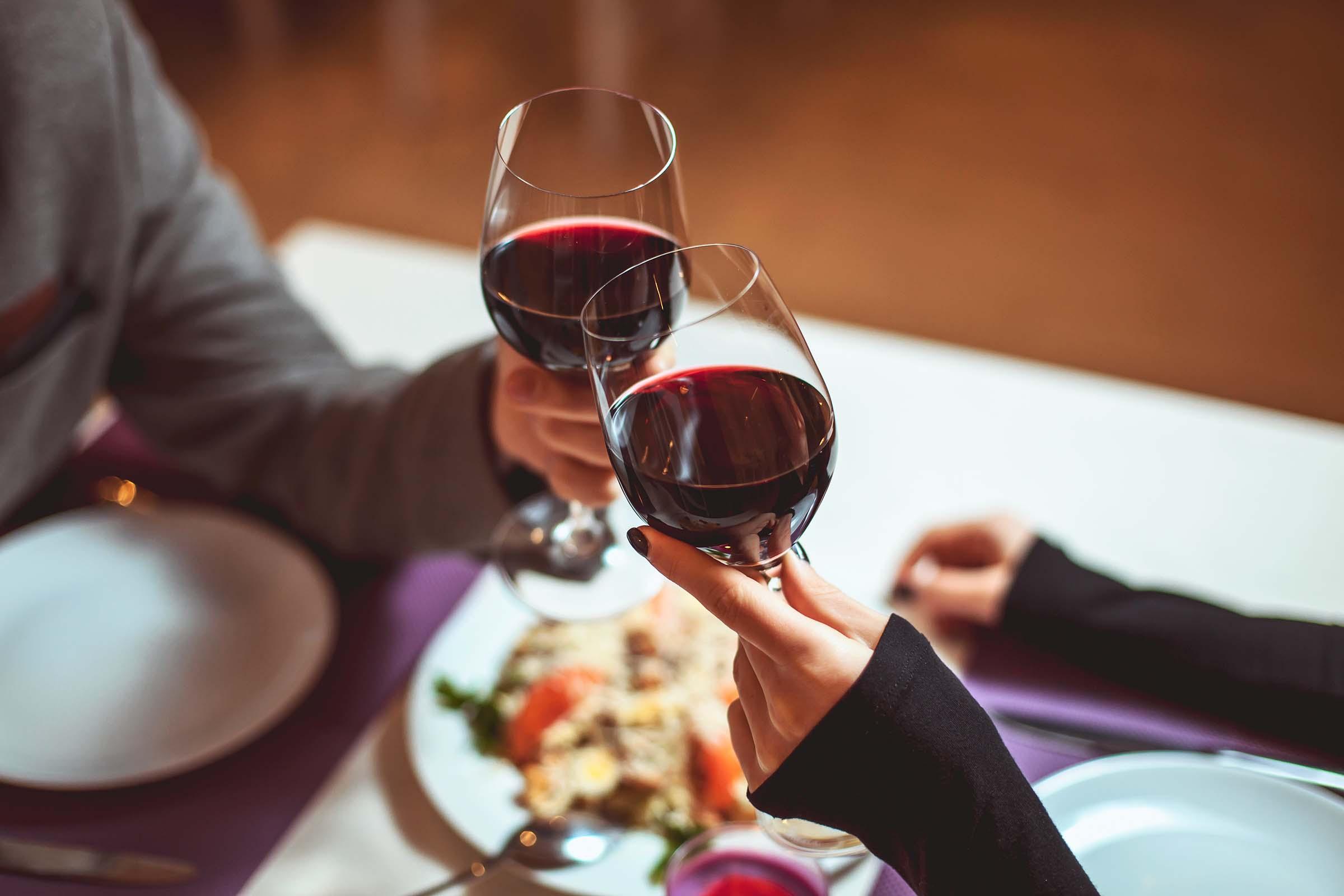 Kombinera mat och vin