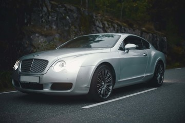 Kör Bentley