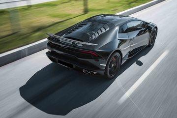 Kör Lamborghini