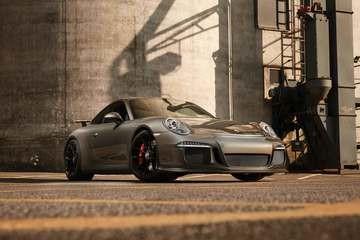 Kör Porsche 911