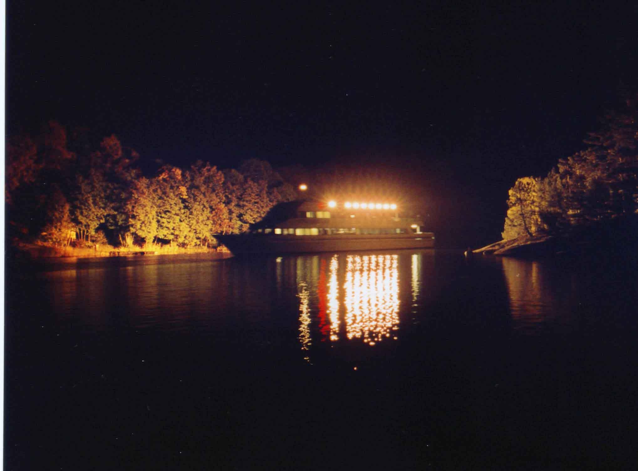 Kvällskryssning med M/S Gustafsberg VII
