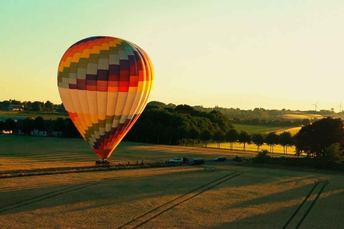 Flyg Luftballong