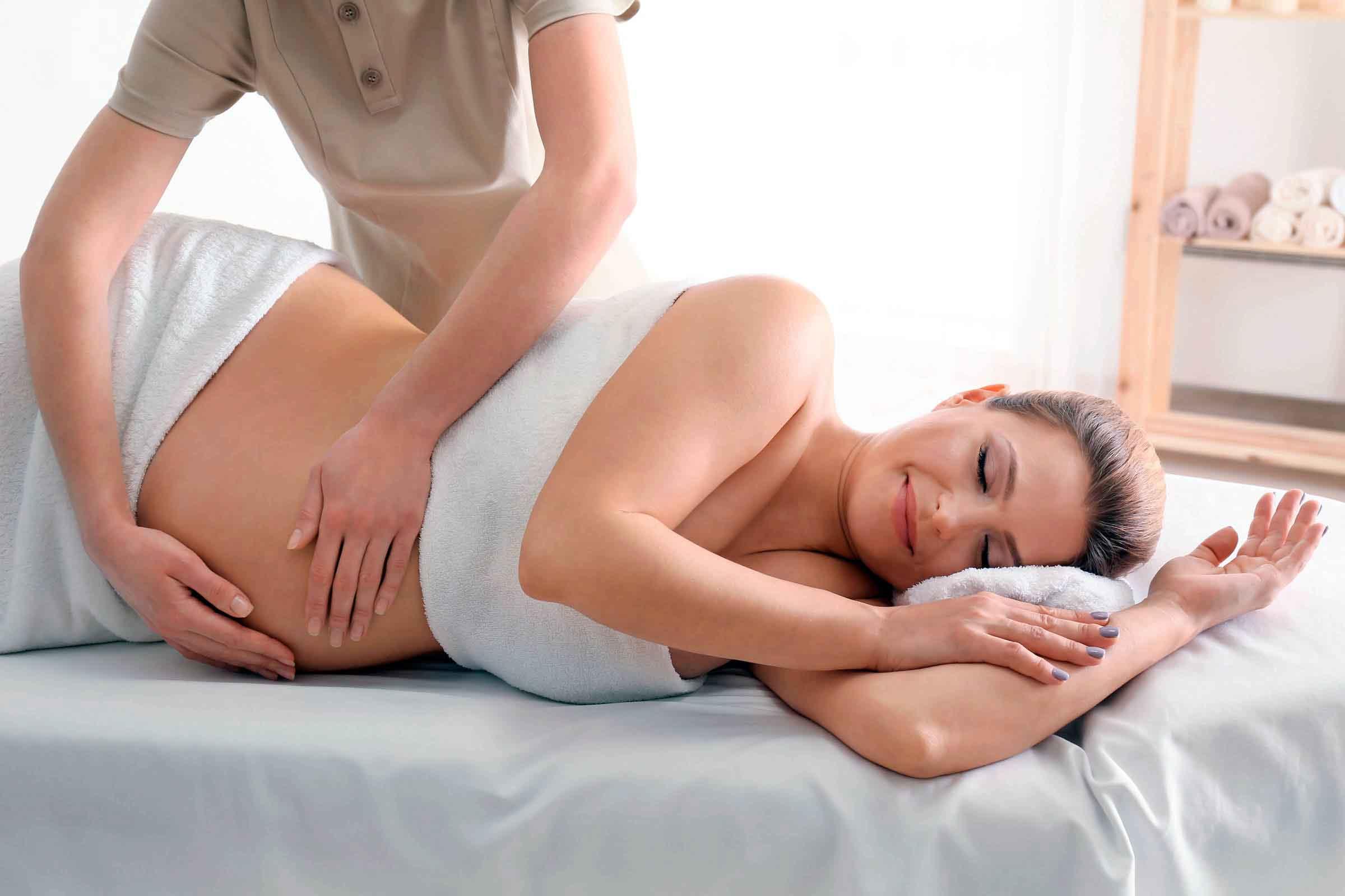 Gravidmassage