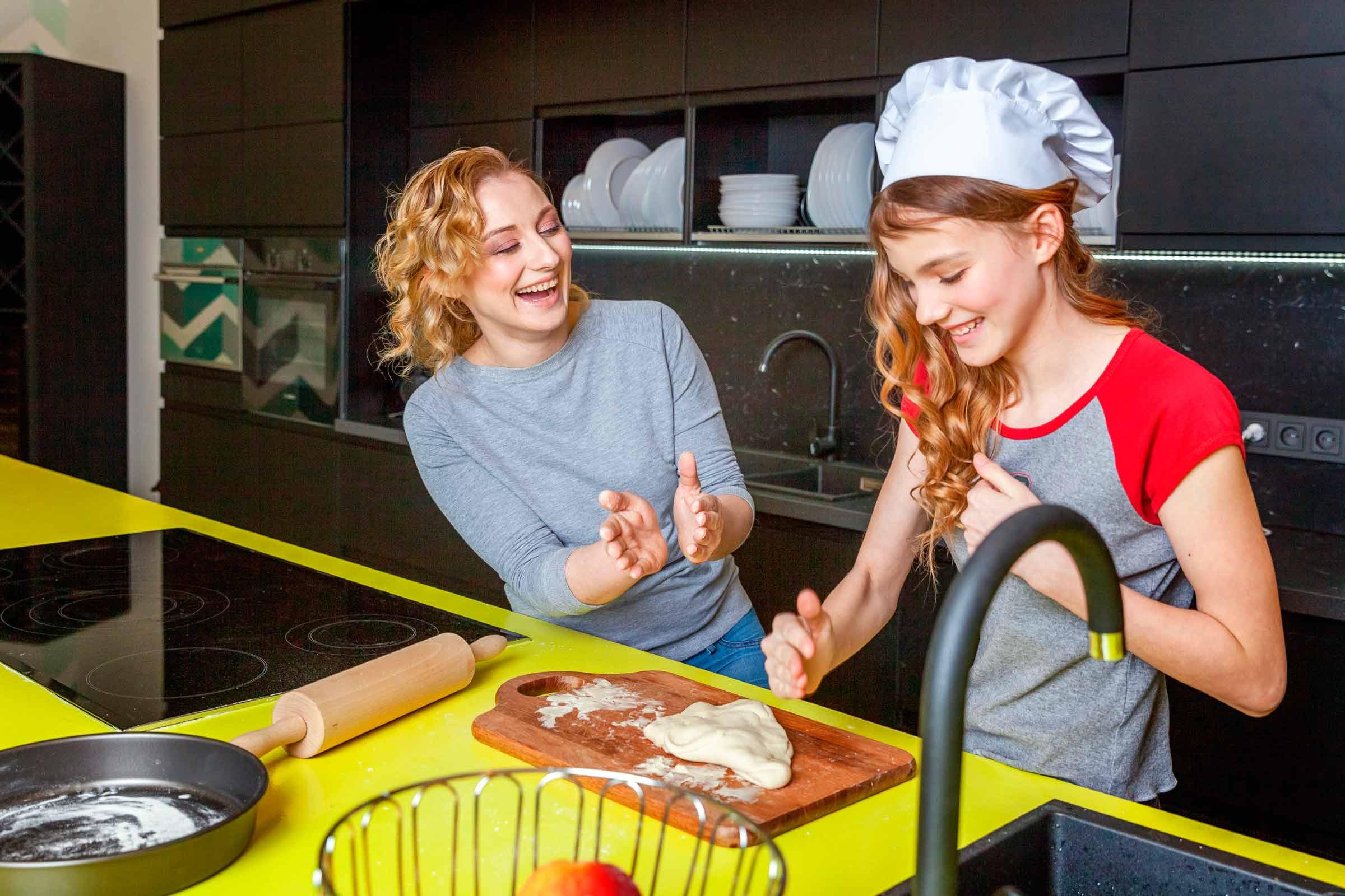 Matlagningskurs för ungdomar