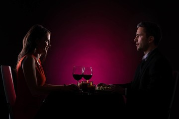 Middag i Mörker