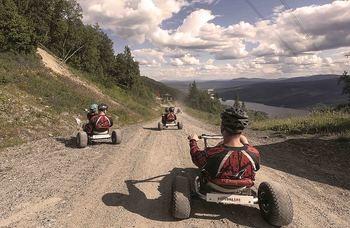 Mountain Cart i Åre för två