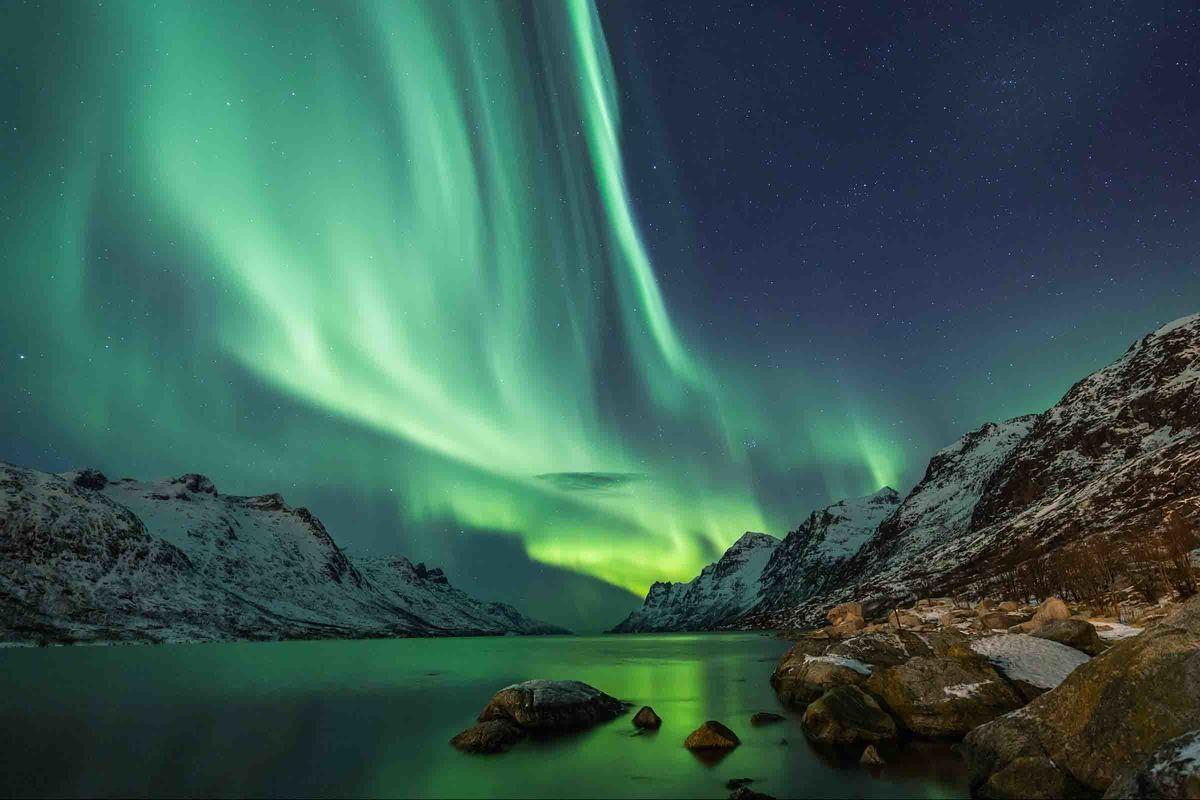Norrskensvandring i Åre