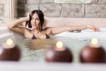 Privat Relaxavdelning med Lyxbehandling