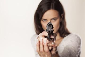 Gevär och Pistolskytte