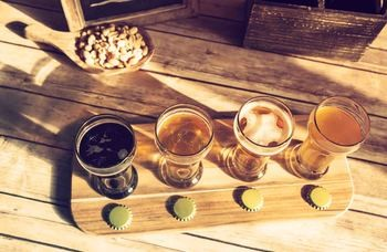 Snus och Ölprovning