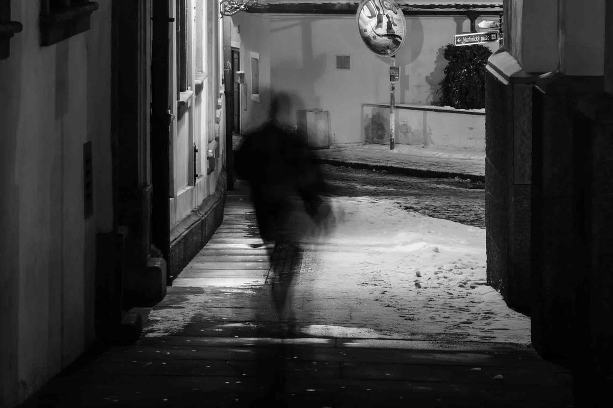 Spökvandring med Middag Stockholm för två