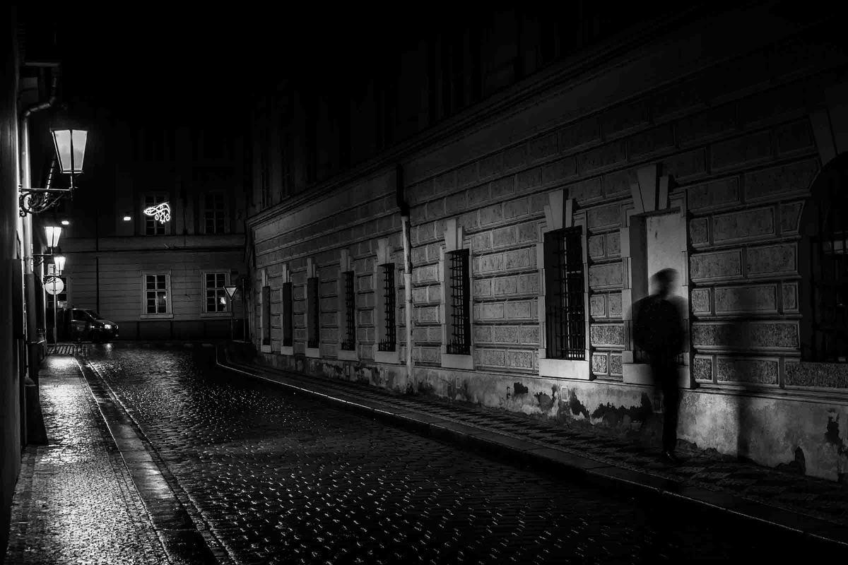 Spökvandring med Middag i Malmö för två