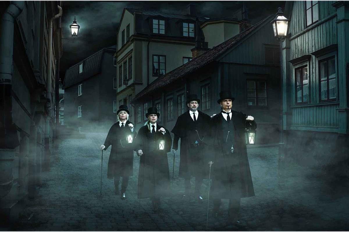 Spökvandring i Gamla Stan
