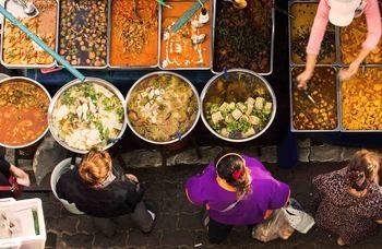 Street Food - Matlagningskurs