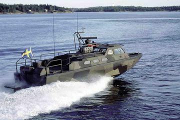 Stridsbåt - Utflykt