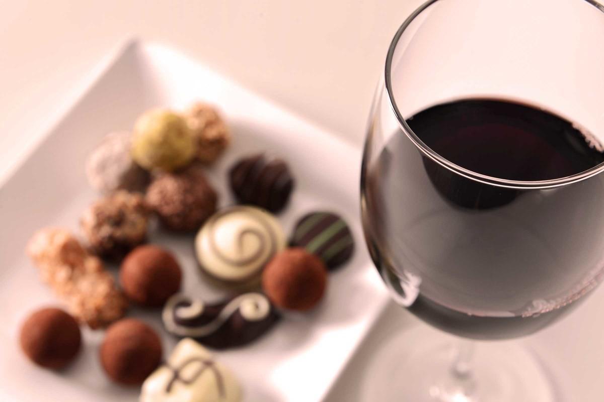 Choklad ochVinprovning