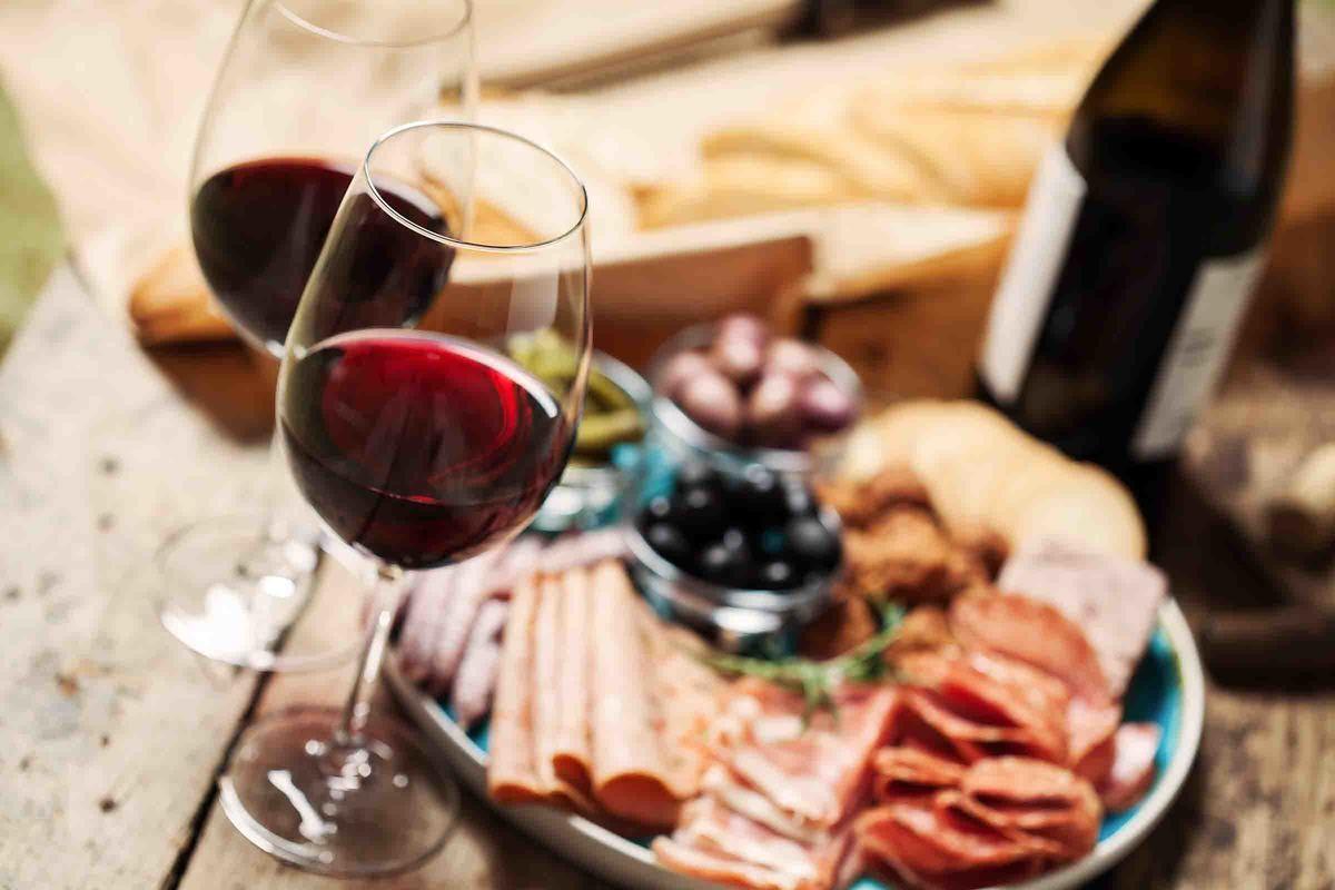 Vin och Delikatessprovning