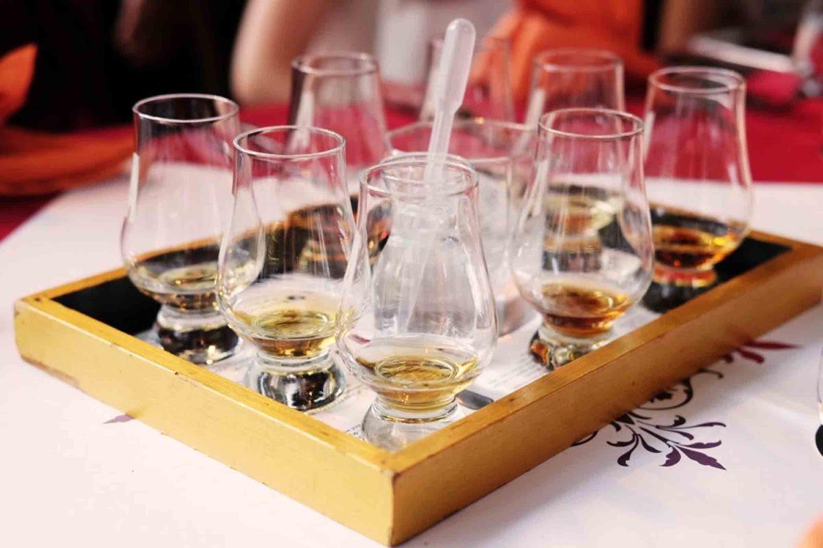 Whiskyprovning Göteborg