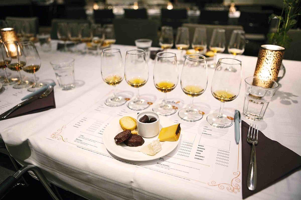 Whiskyprovning Örebro