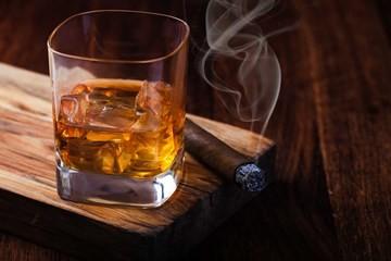 Cigarr och Whiskyprovning