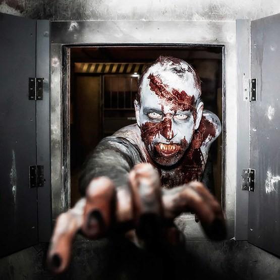 Zombie Escape för två